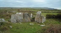 Teergonean Celtic Wedge Tomb, Doolin (30 mins)