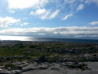 Burren Coast, Doolin(15 mins walk)